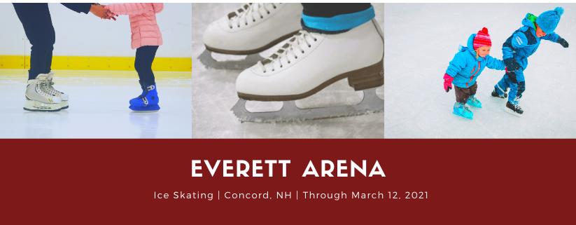 Everett Arena Ice Skating