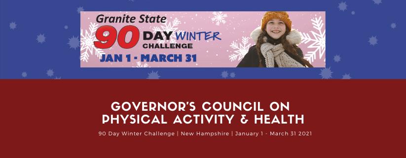 Granite State 90 Day Winter Challenge