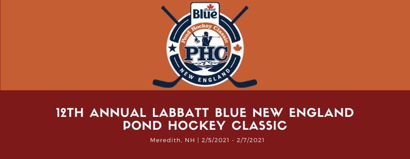 12th Annual Labbatt Blue New England Pond Hockey Classic