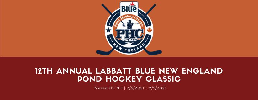 12th Annual Labbatt Blue New England Pond Hockey Classic