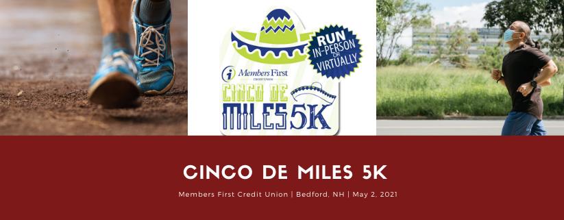 Members First Cinco de Miles 5K