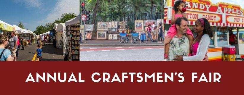 Annual Craftsmen's Fair
