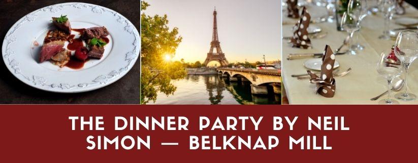 The Dinner Party by Neil Simon — Belknap Mill