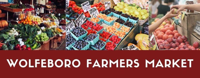 Wolfeboro Farmer's Market