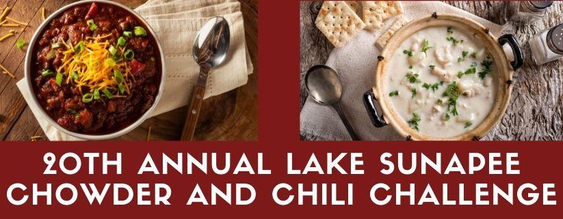 20th Annual Lake Sunapee Chowder and Chili Challenge