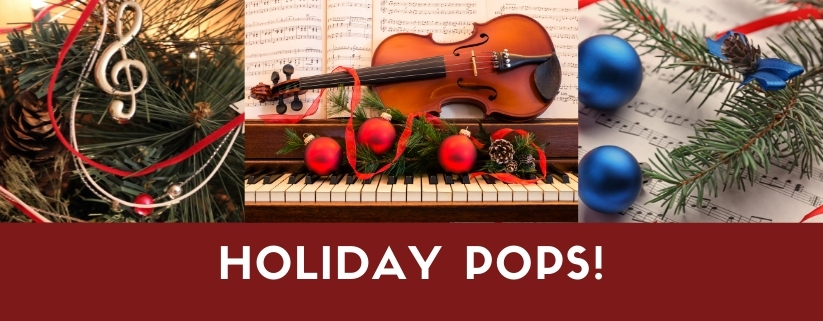 Holiday Pops!